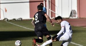 Gümüşhanespor - Kahramanmaraşspor A.Ş - 3 Ocak 2021