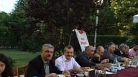Eskişehir'de ki Gümüşhaneliler iftar yemeğinde buluştu