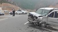 Gümüşhane'de Trafik Kazası: 8 Yaralı