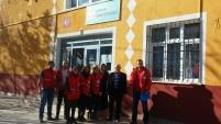 Türk Kızılayı yardımlarına devam ediyor