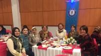 Sağlık-Sen Kadın Kollarından kahvaltı programı