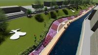 Kelkit'te Mevlana Park Projesi başlıyor