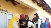 KYK öğrencileri gönül bağı kuruyor