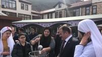 Gümüşhane'de Çanakkale ruhu yaşandı