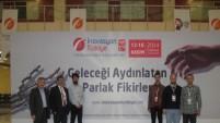 Gümüşhane Üniversitesi İnnovasyon Fuarında büyük ilgi gördü