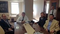 Müftülük Heyeti Yeni Kur'an Kursu İnşaatı İçin Kocaeli ve İstanbul'da
