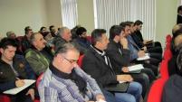 Cazibe merkezi programının detayları GTSO'da anlatıldı