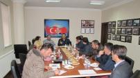 GTSO'da Pestil Köme üreticilerine 'Gümrükleme ve İhracat Eğitimi' verildi