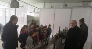 Yerli Malı Haftasında yerli fabrikaya ziyaret