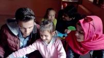 Gümüşhane Üniversitesi öğrencileri Kale Koçkaya İlkokulu'na misafir oldu