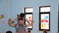 KYK'lı öğrenciler Çamur'da