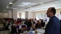 GÜ'de 8 Mart Dünya Kadınlar Günü Kutlandı
