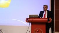 GÜ'de gönüllü itfaiyecilik semineri yapıldı