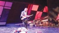 'Çakırcalı Efe' sahnelendi