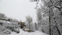 Gümüşhane'de 261 köy yolu ulaşıma kapandı