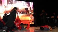 15 Temmuz Demokrasi Şehitleri ve Gazileri'ni anma programı