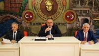 İl Genel Meclisi'nin Haziran ayı toplantıları başladı
