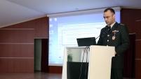 Milli Savunma Üniversitesi GÜ'de tanıtıldı