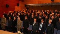 Gümüşhane Jandarma'dan huzur ve güvenlik bilgilendirme toplantısı