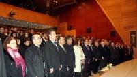 Gümüşhane'de 'Kavimler kapısı Zigana' konferansı düzenlendi