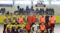 Kelkit'te Futsal Salon turnuvası düzenlendi