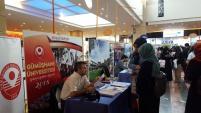 Gümüşhane Üniversitesi tercih öncesi üniversite adayları ile buluştu