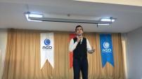 Türkiye hafıza şampiyonu Gümüşhane'de