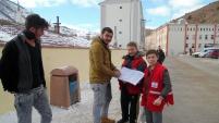 Fevzipaşa ortaokulu kan bağışı kulübü görev başında