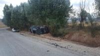 Kelkit'te kaza: 1 yaralı