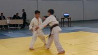 Genç Judocular Kelkit'te mücadele ediyor