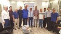 GÜSİAD Üretim Firmalarına 'Bozkır' Başkan