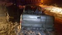 Zigana dağında feci kaza: 4 ölü, 3 yaralı