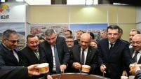 Başbakan Yardımcısı Işık, Ankara Gümüşhane Günlerinde