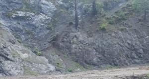 Gümüşhane'de sel ciddi hasara neden oldu