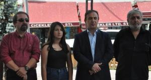 CHP Emine Bulut cinayetini protesto etti