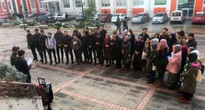 ÜNİ-AK 5 Aralık'ı unutmadı