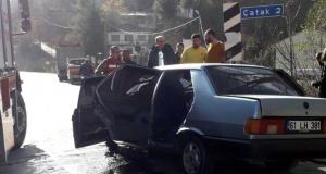 Trabzon'dan Torul'a acı haber: 1 ölü, 2 yaralı