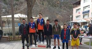 Okullar Arası Kros Yarışmaları tamamlandı
