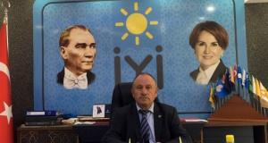 İYİ Parti Merkez İlçe kongresi yapıldı