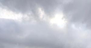 Tarih 9 Mayıs: Yer Gümüşhane, hava karlı, sıcaklık 3 derece