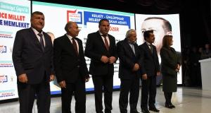 AK Parti Gümüşhane'de aday tanıtım toplantısı düzenledi