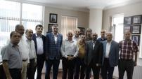 AK Parti'den teşekkür ziyaretleri