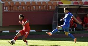 Gümüşhanespor - Niğde Anadolu Futbol Kulübü A.Ş-27 Ekim 2018