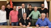 Levent Eriş Gümüşhanespor'un yeni teknik direktörü oldu