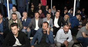 Gümüşhane'de kurumlararası halı saha turnuvasının şampiyonu Belediye oldu