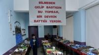 Yusuf Çiftçioğlu'nda dev Çanakkale sergisi