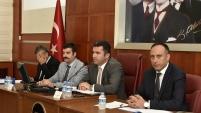 Gümüşhane'de 2017 3.dönem İl Koordinasyon Kurulu Toplantısı yapıldı