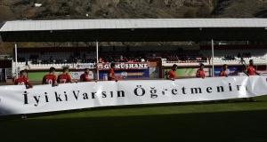 Gümüşhanespor - Ankara Demirspor  - 18 Kasım 2018