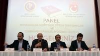 'Referandum Sürecinde Sistem Tartışmaları ve Cumhurbaşkanlığı Hükümet Sistemi' Paneli