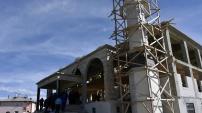 Yunus Emre Camii yardım bekliyor